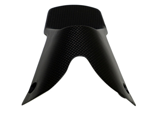 Key Guard in Matte Plain Weave Carbon Fiber for KTM Duke 790