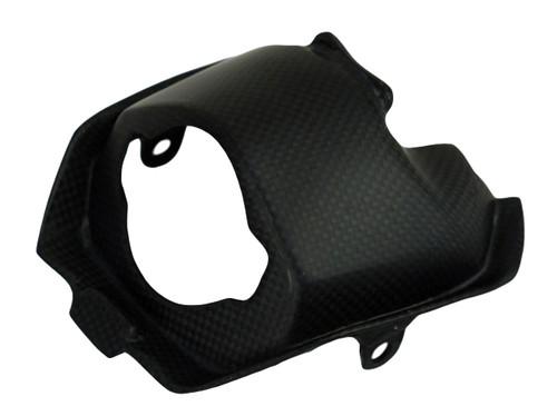 Key Cover in Matte Plain Weave Carbon Fiber for Honda CB1000R 2018+