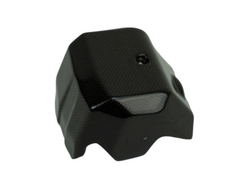 ABS Cover in Glossy Plain Weave Carbon Fiber for MV Agusta F3 675 & 800
