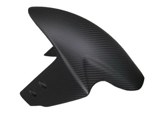 Matte Plain Weave Carbon Fiber Front Fender for Ducati Panigale 899, 959, 1199, 1299