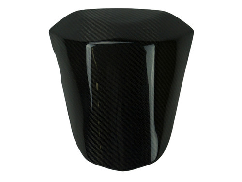 Seat Cowl in Glossy Twill Weave Carbon Fiber for Suzuki GSX-R1000 2017+
