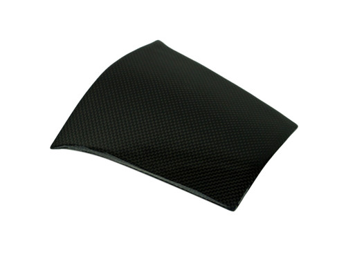 Tank Pad in Glossy Twill Weave Shown for KTM 1290 Super Duke R, GT.