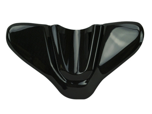 Key Cover in Glossy Twill Weave shown for Ducati 848,1098,1198.