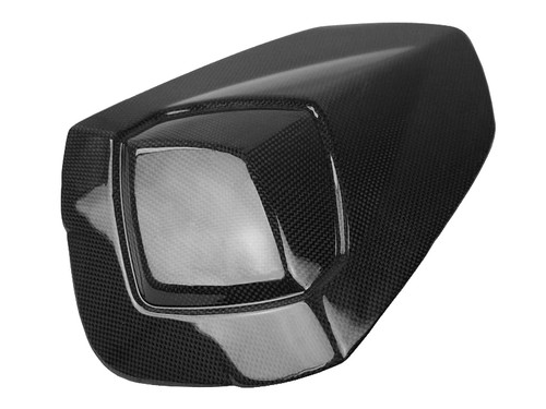 Seat Cowl ( version 2) in Glossy Plain Weave for Triumph Speed Triple 1050R 2016+