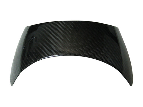 Windshield for Yamaha MT-01 2006-2010 in Glossy Plain Weave Carbon Fiber