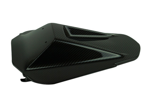 Seat Cowl in Glossy Twill Weave Carbon Fiber for KTM Duke 790