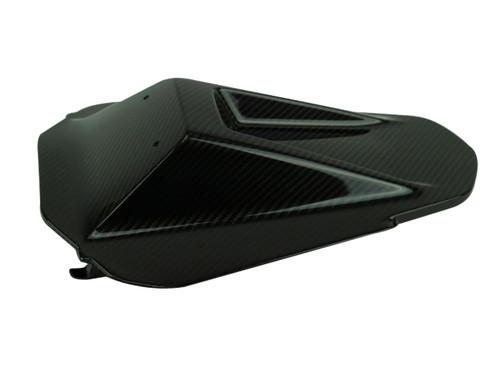 Seat Cowl in Glossy Twill Weave Carbon Fiber for KTM Duke 790, 890