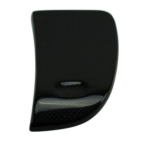 Dash Panel Media Door in 100% Carbon Fiber for Harley-Davidson FLH variants 2014+