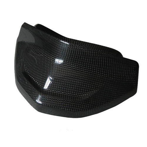 Glossy Plain Weave Carbon Fiber Rear Seat for Suzuki B-King 07-12