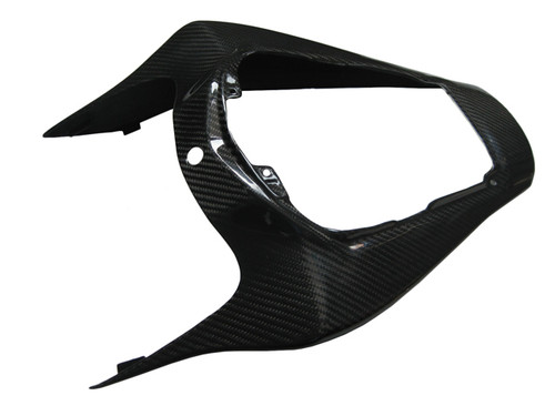 Matte Twill Weave Seat Section for Honda CBR 1000RR 12-16