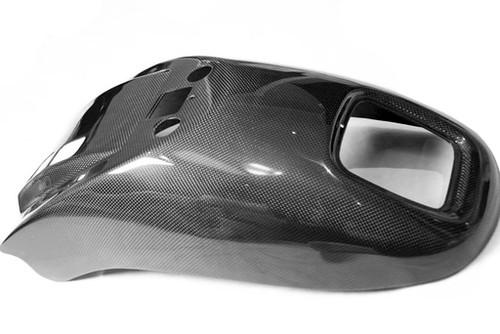Rear Fender in Glossy Plain Weave Carbon Fiber for Harley-Davidson V-Rod VRSC A-B-R-D-SE 2008-2011