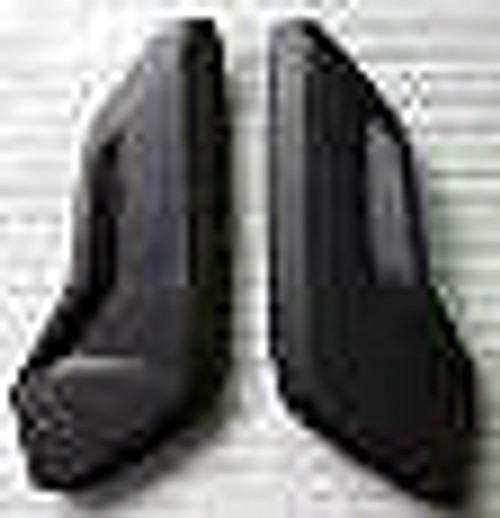 Under Tank injection Covers for BMW R 1200 GS 08-12 in Glossy Plain Weave Carbon Fiber