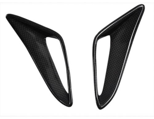Glossy Plain Weave Vents for Ducati Streetfighter