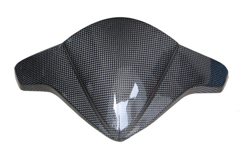 Cockpit Cover for Honda CB1000R 08+ in Glossy Plain Weave Carbon Fiber