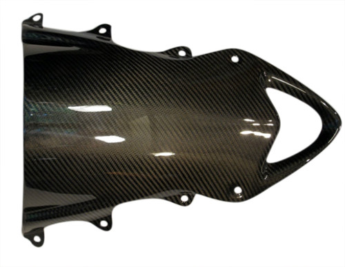 Windscreen for BMW S1000RR 09-14 in Glossy Plain Weave Carbon Fiber