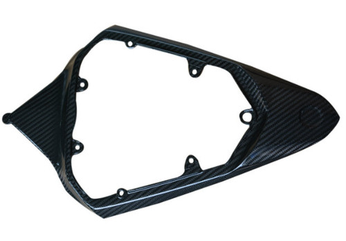 Tail Cowl Fairing (A) in Matte Twill Weave Carbon Fiber for Yamaha R6 08-16