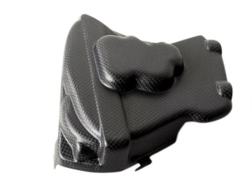 Matte Plain Weave Carbon Fiber Right Side Engine Cover for Ducati Panigale 899, 959