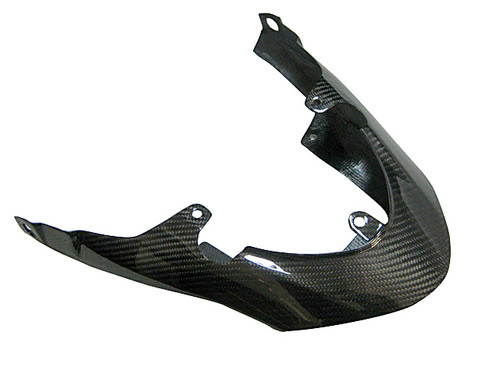 Undertail for Triumph Speed Triple 1050 2011+ in Glossy Twill Weave Carbon Fiber