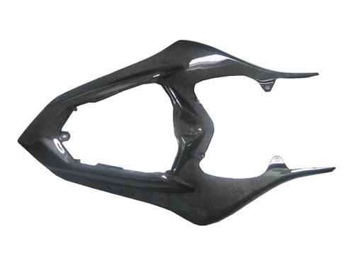 Glossy Plain Weave Carbon Fiber Rear Tail for Yamaha R1 07-08