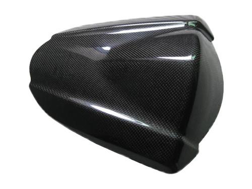 Glossy Plain Weave Carbon Fiber  Seat Cowl for Suzuki GSXR 1000 07-08
