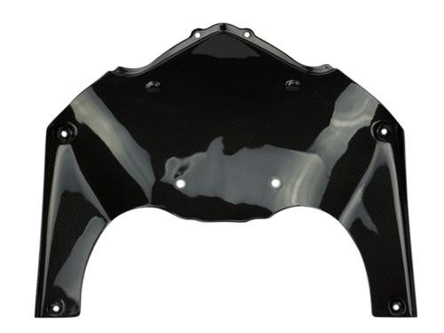 Dash Panel for Suzuki GSXR 1000 07-08 in Glossy Plain Weave Carbon Fiber