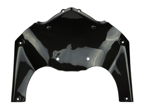 Dash Panel for Suzuki GSXR 1000 07-08 in Glossy Plain Weave Carbon Fiber