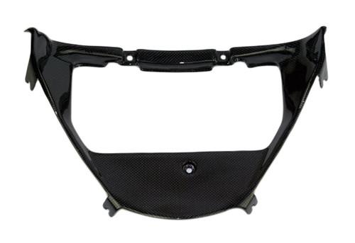 V-Panel in Glossy Plain Weave Carbon Fiber for Suzuki GSX1300 R Hayabusa 99-07