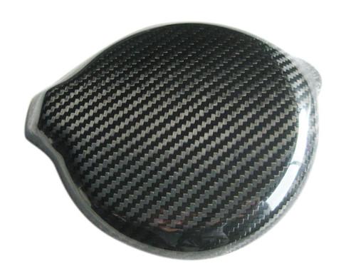 Glossy Twill Weave Carbon Fiber  Stator Cover for Suzuki GSX1300 R  Hayabusa 1999-2017,, B-King 07-12