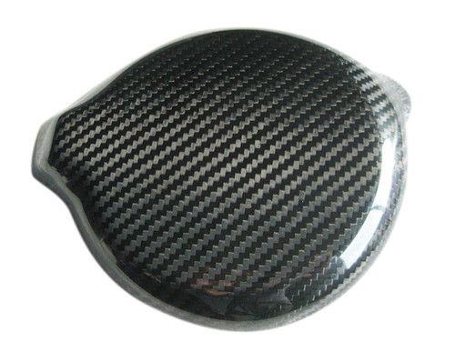 Glossy Twill Weave Carbon Fiber  Stator Cover for Suzuki GSX1300 R  Hayabusa 1999-2019, , B-King 07-12