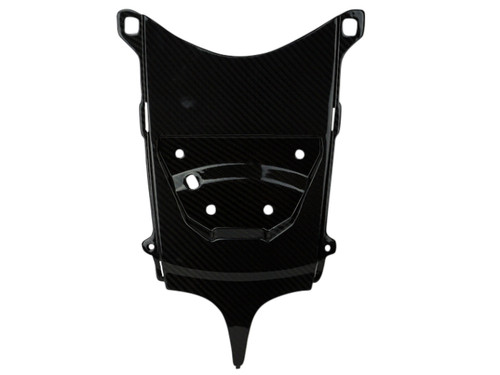 Undertail  for Suzuki GSXR 600, GSXR 750  2011-2019 in Glossy Plain Weave Carbon Fiber