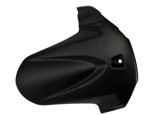 Rear Hugger  for Suzuki GSXR 600, GSXR 750 2011-2019 in Glossy Twill Weave Carbon Fiber