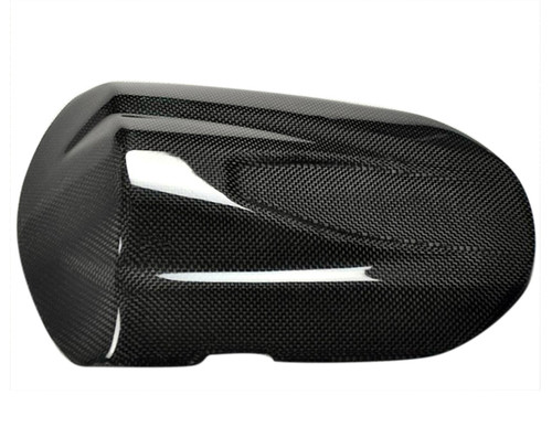 Glossy Plain Weave Carbon Fiber  Seat Cowl for Suzuki GSXR 600, GSXR 750  2008-2010