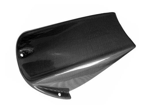 Glossy Plain Weave Carbon Fiber  Rear Hugger for Yamaha R1 02-03