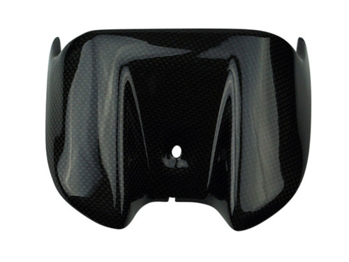 Cockpit Cover for Yamaha Vmax 1700 2009-2016 in Glossy Plain Weave Carbon