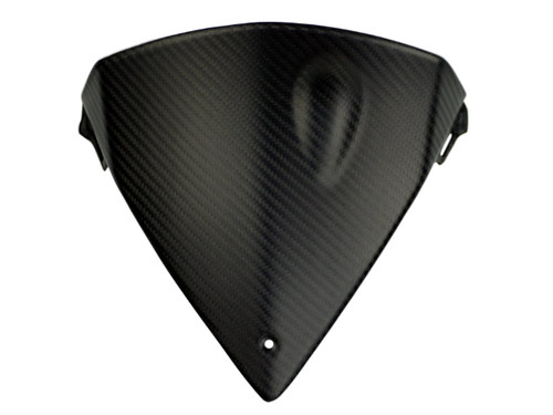 Windscreen in Matte Twill weave Carbon Fiber for Aprilia Tuono V4 2011-2015