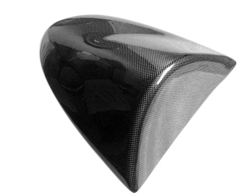 Glossy Plain Weave Carbon Fiber  Seat Cowl for Kawasaki ZX6R 05-06