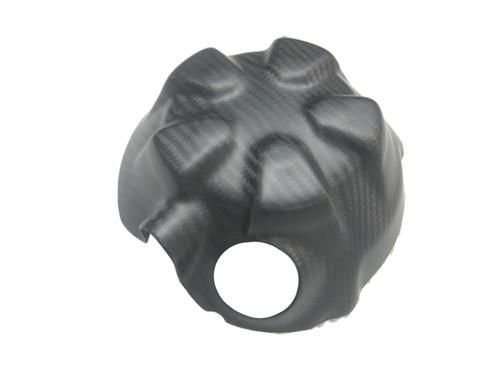 Matte Twill Weave Carbon Fiber  Clutch Cover for Kawasaki Z1000 07-09