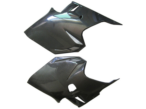 Side Fairings for MV Agusta F4 1999-2009 in Glossy Plain Weave Carbon Fiber