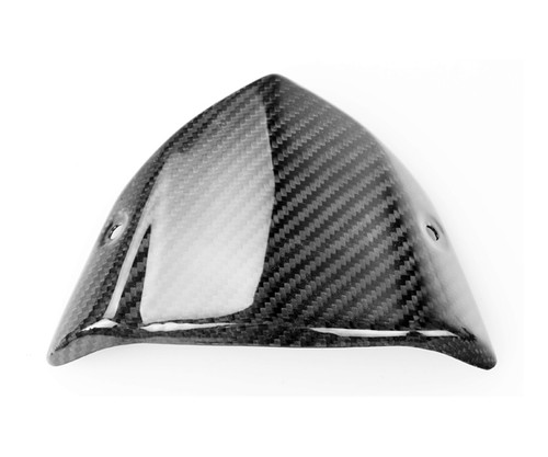 Instrument Cover for Kawasaki Z1000 2014+ in Glossy Twill Weave Carbon Fiber