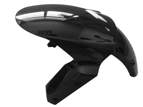 Front Fender in Carbon with Fiberglass for Kawasaki ZX10R 2011-2015