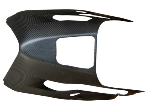 Belly Pan (for Racing ) in Matte Twill Weave Carbon Fiber for Ducati Panigale 1199, 1299