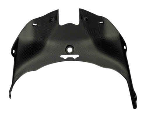 Inner Fairing in Matte Plain Weave Carbon Fiber for Ducati Panigale 899, 1199