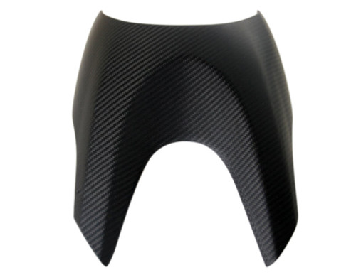 Front Fairing in Matte Twill Weave  Carbon Fiber for Ducati Diavel 2011-2014