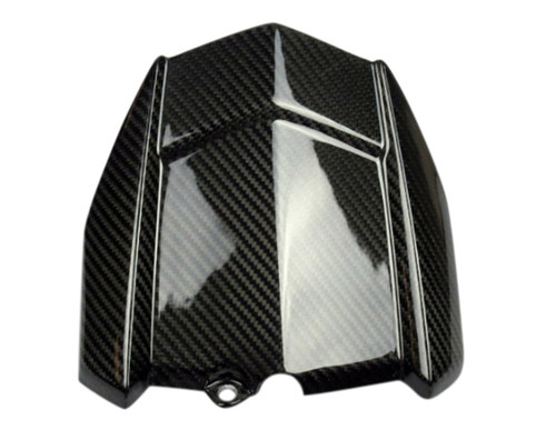 Rear Hugger in Glossy Twill Weave Carbon Fiber for Yamaha FZ-09/ MT-09 / FJ-09/ XSR900