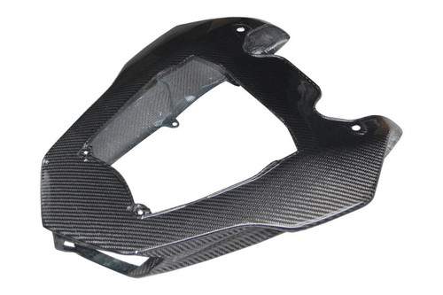 Seat Section in Glossy Twill Weave Carbon Fiber for Yamaha FZ8 2010-2013
