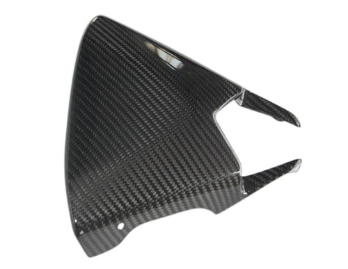 Windscreen in Glossy Twill Weave Carbon Fiber for Yamaha FZ8 2010-2013
