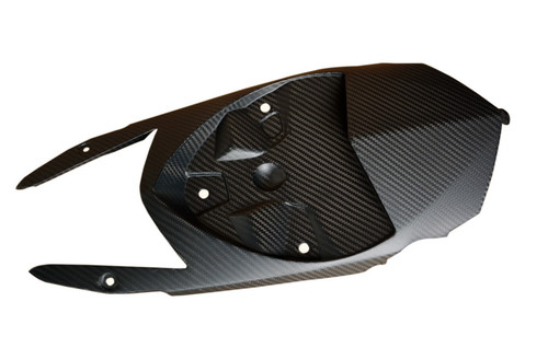 Undertray in Matte Twill Weave Carbon Fiber for BMW S1000R, S1000RR 2015+