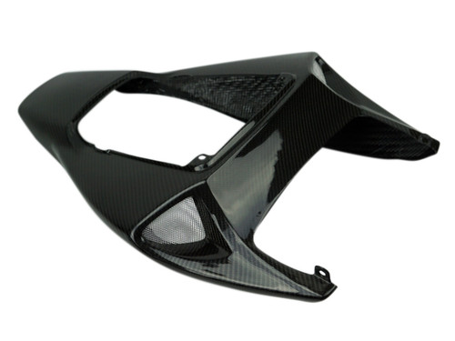 Tail Fairing w/ Mesh grill in Glossy Twill Weave Carbon Fiber for Honda CBR1000RR 06-07