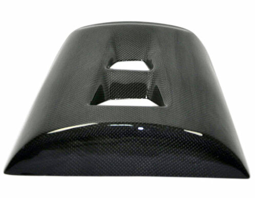 Seat Cowl in Glossy Plain Weave Carbon Fiber for Honda CBR1000RR 06-07