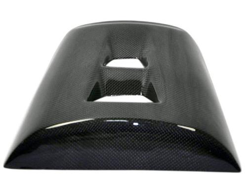 Seat Cowl in Glossy Plain Weave Carbon Fiber for Honda CBR1000RR 06-07